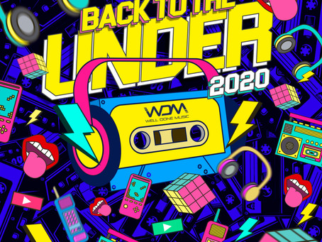 Various Artists - Back to the Under (Album)
