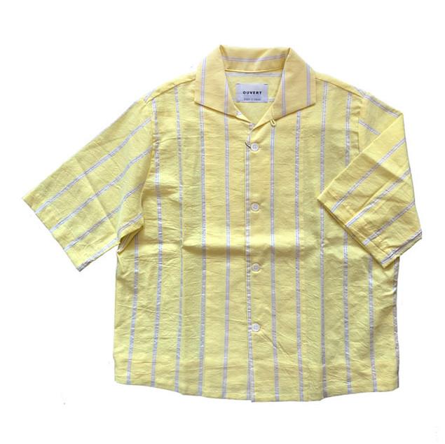 イタリアンカラー シャツ