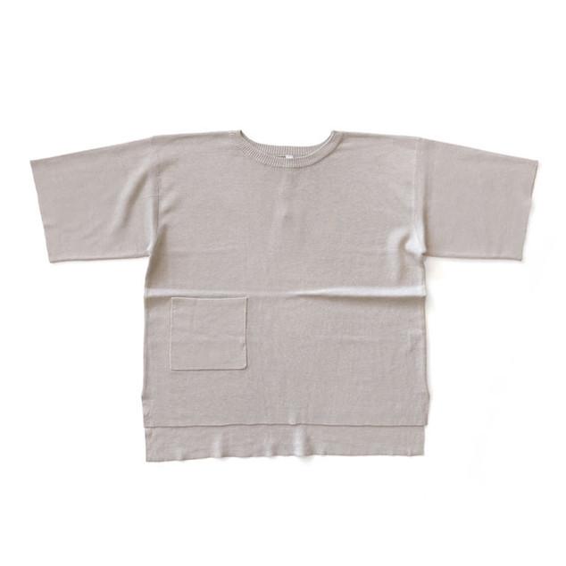 ニットTシャツ