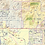 Thumbnail: Phoenix Metro Area Laminated Wall Map