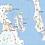 Thumbnail: Greater Seattle Metro Area Laminated Wall Map