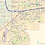 Thumbnail: Las Vegas Laminated Wall Map