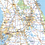 Thumbnail: Florida Laminated Wall Map