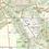 Thumbnail: Colorado Laminated Wall Map