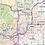 Thumbnail: San Diego Laminated Wall Map