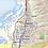 Thumbnail: Greater Salt Lake City Laminated Wall Map