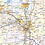 Thumbnail: New York State Laminated Wall Map
