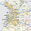 Thumbnail: Illinois Laminated Wall Map