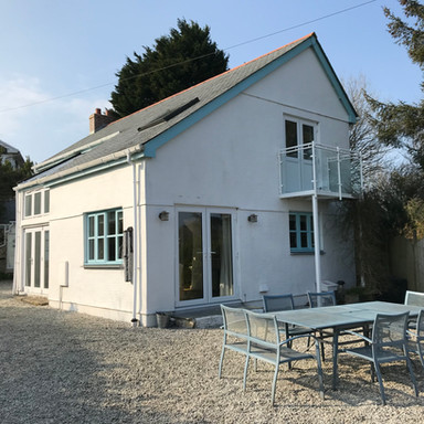 Scott's Cottage and garden