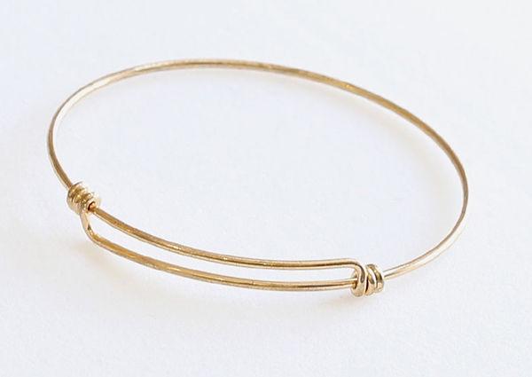 Delicate Gold Bracelet