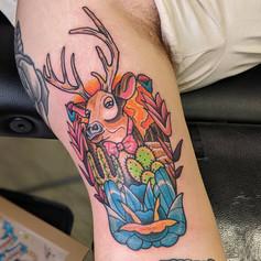 Red Dead Redemption Tattoo
