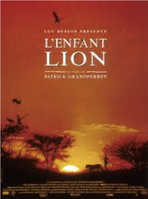 film d'animation L'Enfant Lion