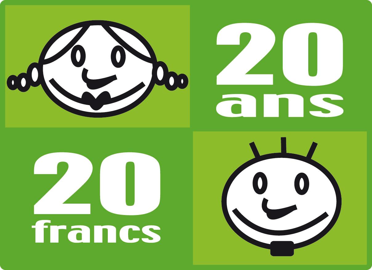 12 20 ans