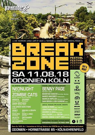 Breakzone Festivl 2018