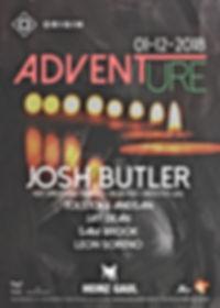 ADVENTure ft. Josh Butler