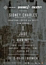 Origin Flyer Sidney Charles