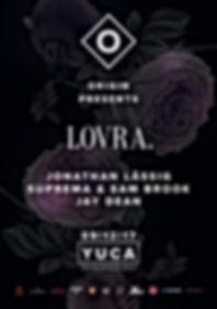 LOVRA presented by Origin