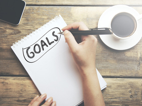 Goal Setting: 5 Simple Steps