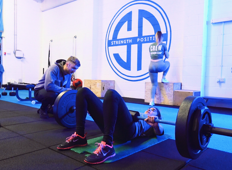 Opportunity For A New PT at Strength Positive!