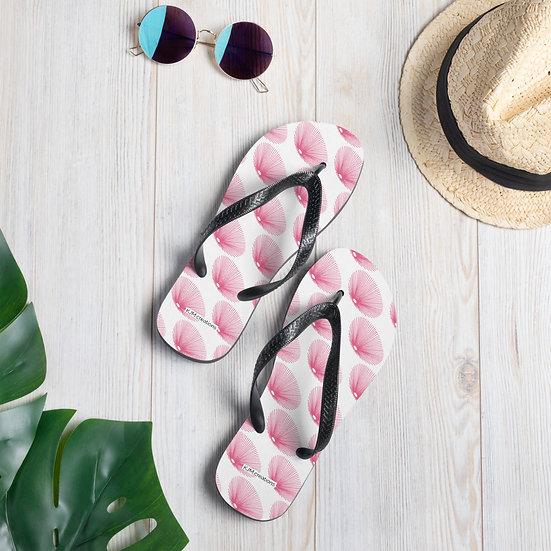 KJM Flower Flip-Flops