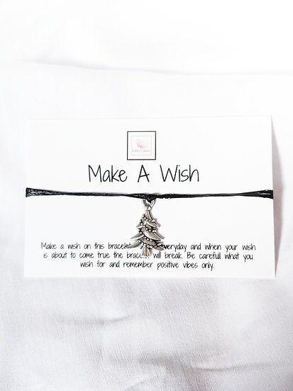 Make a Wish - Christmas tree
