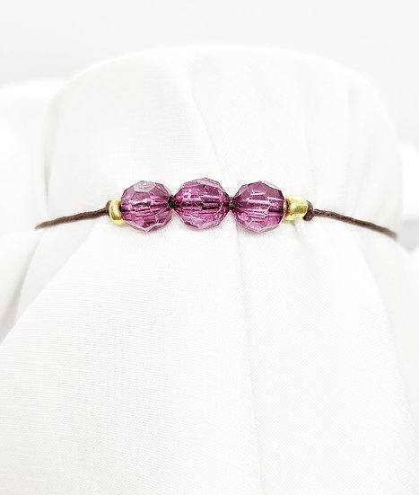 Sliding Knot bracelet