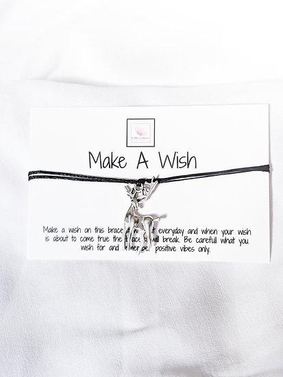 Make a Wish - Reindeer