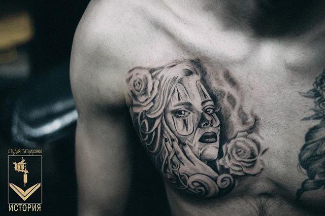 _Татуировок никогда не бывает слишком много_