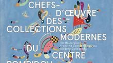 """Cinco obras de Marino di Teana forman parte de la """"Nouvelle Présentation des Collections Modern"""