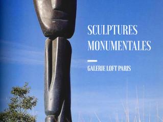 "E-Book - ""Catalogue Sculptures Monumentales"" - Marino di Teana, Antonio Seguí, Philippe Hi"