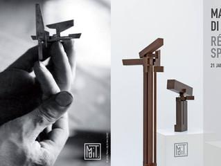 """Muestra retrospectiva """"MARINO DI TEANA RÉTROSPECTIVE"""" Galerie Loft. París."""
