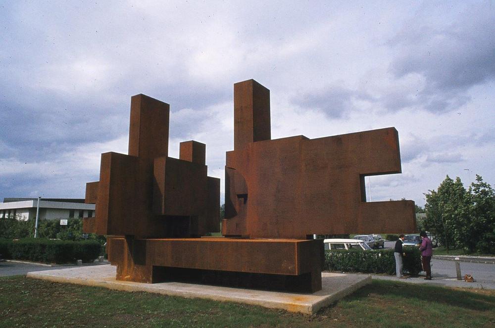 Marino di Teana Sculpture Architecturale Monumental Reims
