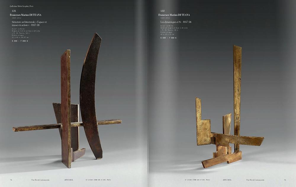 Marino di Teana Sculpture