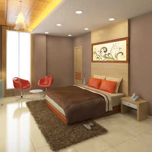 Bed Room 511.JPG