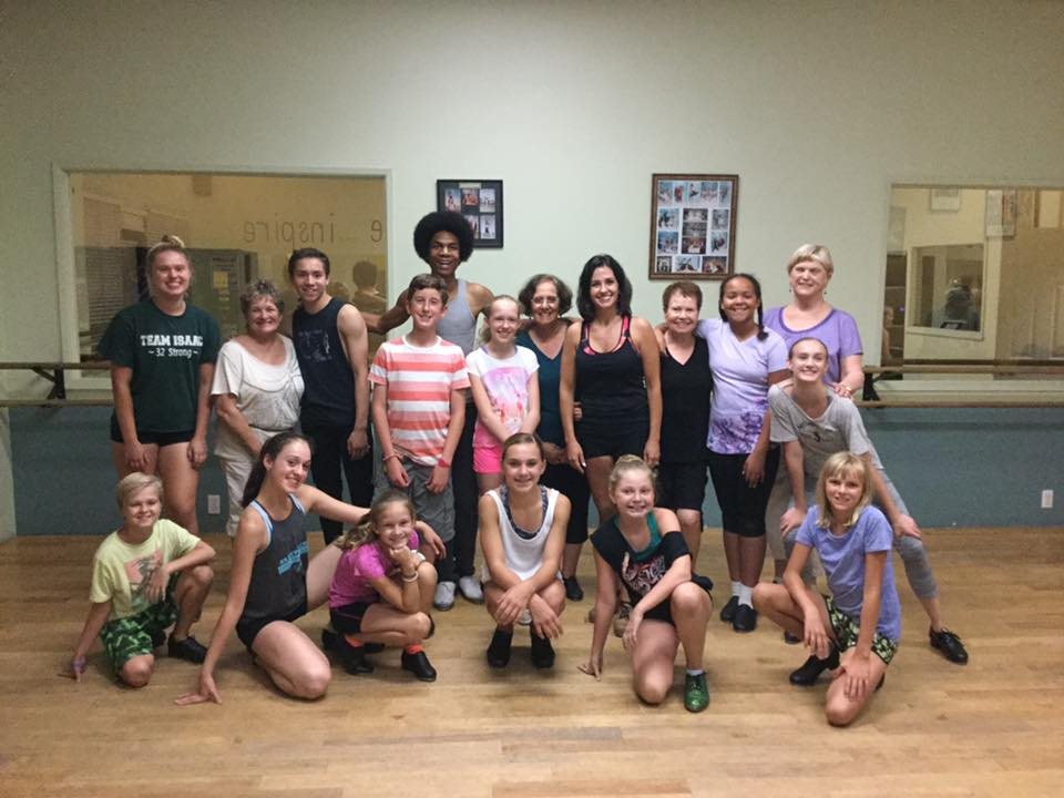 2017 Rhythm Intensive Group