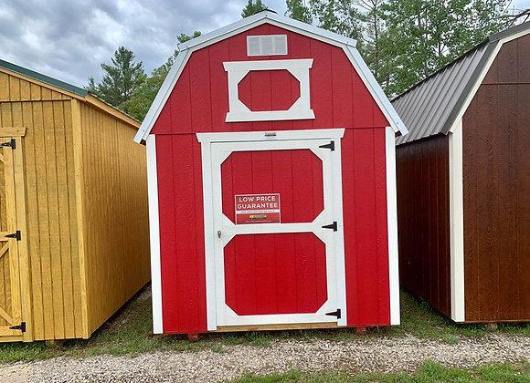 Old Hickory Lofted Barn