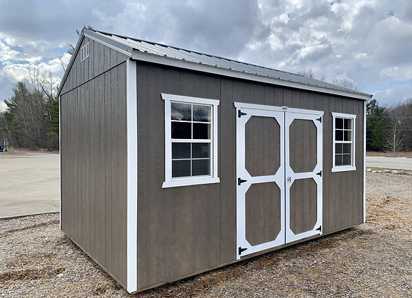 Old Hickory Side Utility Shed