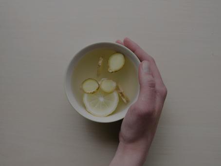 Conheça a água com gengibre: aliado à perda de peso