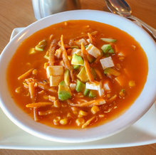 Sopa De Tortilla $12.49