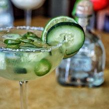 Jalapeño Skinny Margarita