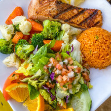 Grilled Salmon $22.99