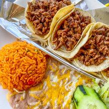Street Tacos $11.99