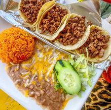 Tacos A La Mexicana $14.99