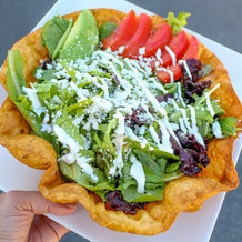 Mandarin Salad $12.99