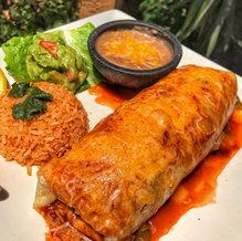 Champion Burrito $15.99