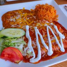 2 Enchiladas $10.99