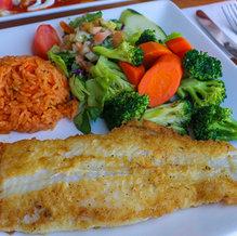 Grilled Fish Fillet $10.99