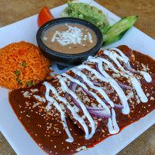 Mole Sauce Enchiladas $15.99