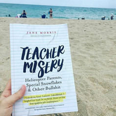 Last chance to get the Teacher Misery eB