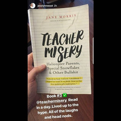 Haven't read Teacher Misery yet_ Why not